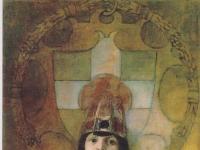 Franz von Stuck: Amor Imperator, 1887-88, Museum Villa Stuck, München