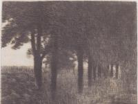 Franz_von_Stuck_-_Forellenweiher_-_1890