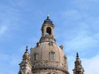 Frauenkirche di Dresda