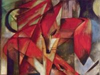 Franz Marc: Füchse