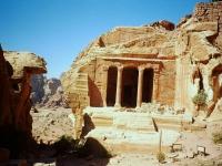 Garten-Grab in Petra