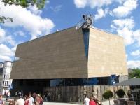 Das Geysir-Erlebniszentrum in Andernach.