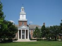 Gilman Hall, Johns Hopkins University, Baltimore, MD