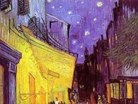 Vincent van Gogh: Nachtcafé, 1888, Kröller-Müller Museum, Otterlo, Niederlande