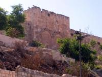 Goldenes Tor, Jerusalem, aufgenommen 2003
