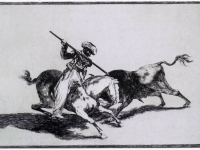 Goya_Tauromachia3