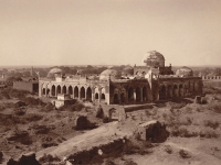 Great Mosque in Gulbarga Fort