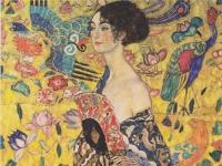 Gustav_Klimt_-_Dame_mit_Faecher