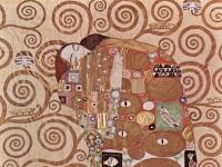 Gustav Klimt: Werkvorlage zum Stoclet-Fries: Die Erfüllung (1905-1909)