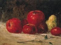 Gustave_Courbet_-_Nature_morte,_pommes_et_poires