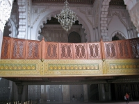 Hassan II Moschee, Casablanca v