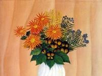 Henri Rousseau: Bouquet of Flowers (1910)