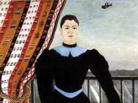 Henri_Rousseau_-_Portrait_of_a_Woman_(1895)