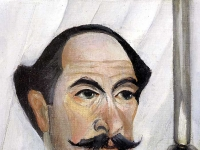 Henri_Rousseau_-_Self-portrait_of_the_Artist_with_a_Lamp