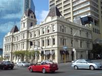 Heritage Building In Auckland CBD