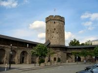 Hexenturm mit Stadtbefestigung in Lahnstein