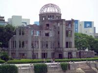 Friedensdenkmal in Hiroshima