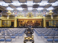 Honganji Nagoya Betsuin (inside of the main hall)
