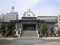 Honganji Nagoya Betsuin (main hall)