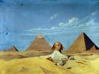 Hubert Sattler Pyramiden Gizeh