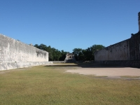 Chichén Itzá: Juego de pelota - Der Ballspielplatz