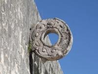 Chichén Itzá: Juego de pelota - Der Ballspielplatz, Zielring