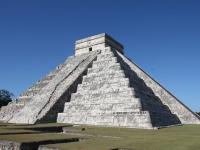 Pyramide des Kukulcán (El Castillo - das Schloss)