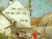 Franz Marc: Indersdorf