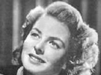 Ingrid Bergman in Yank the Army Weekly