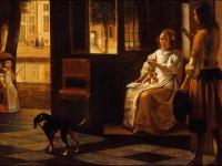 Interieur - Pieter de Hooch