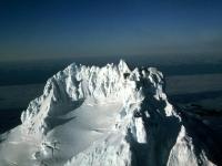 Isanotski Peaks Volcano