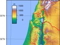 Israel_Topography