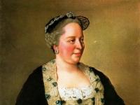 Jean-etienne Liotard - Empress Maria Theresia of Austria