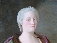 Jean-etienne Liotard - Maria Theresia van Oostenrijk 2