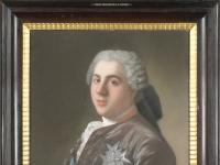 Jean-etienne Liotard - Portret van Louis de Bourbon