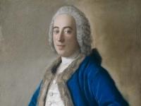 Jean-etienne Liotard - Portret van Monsieur koopman te Genua