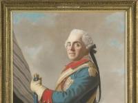 Jean-etienne Liotard - Portret van graaf Herman Maurits van Saksen