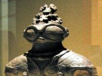 Figur aus der Jōmon-Zeit