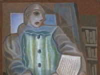 Juan_Gris_-_Pierrot_with_Book