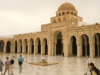 Kairouan_Mosque_court
