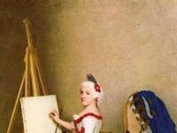 Karoline Hessen-Darmstadt by Liotard