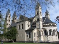 Basilika St. Kastor (Südseite) in Koblenz