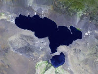 Khyargas-Nuur_lake,_Mongolia,_Landsat_image