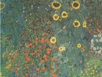 Klimt_-_Bauerngarten_mit_Sonnenblumen_-_ca1907