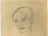 Klimt_-_Kopfstudie_einer_alten_Frau