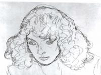 Klimt_-_Maedchenkopf