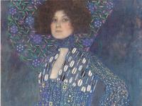 Klimt_-_Portraet_Emilie_Floege_-_1902