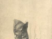 Klimt_-_Stiefelstudie