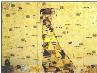 Klimt - Werkvorlage zum Stocletfries - Erwartung