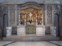 Kreuzkirche Dresden Altar 1